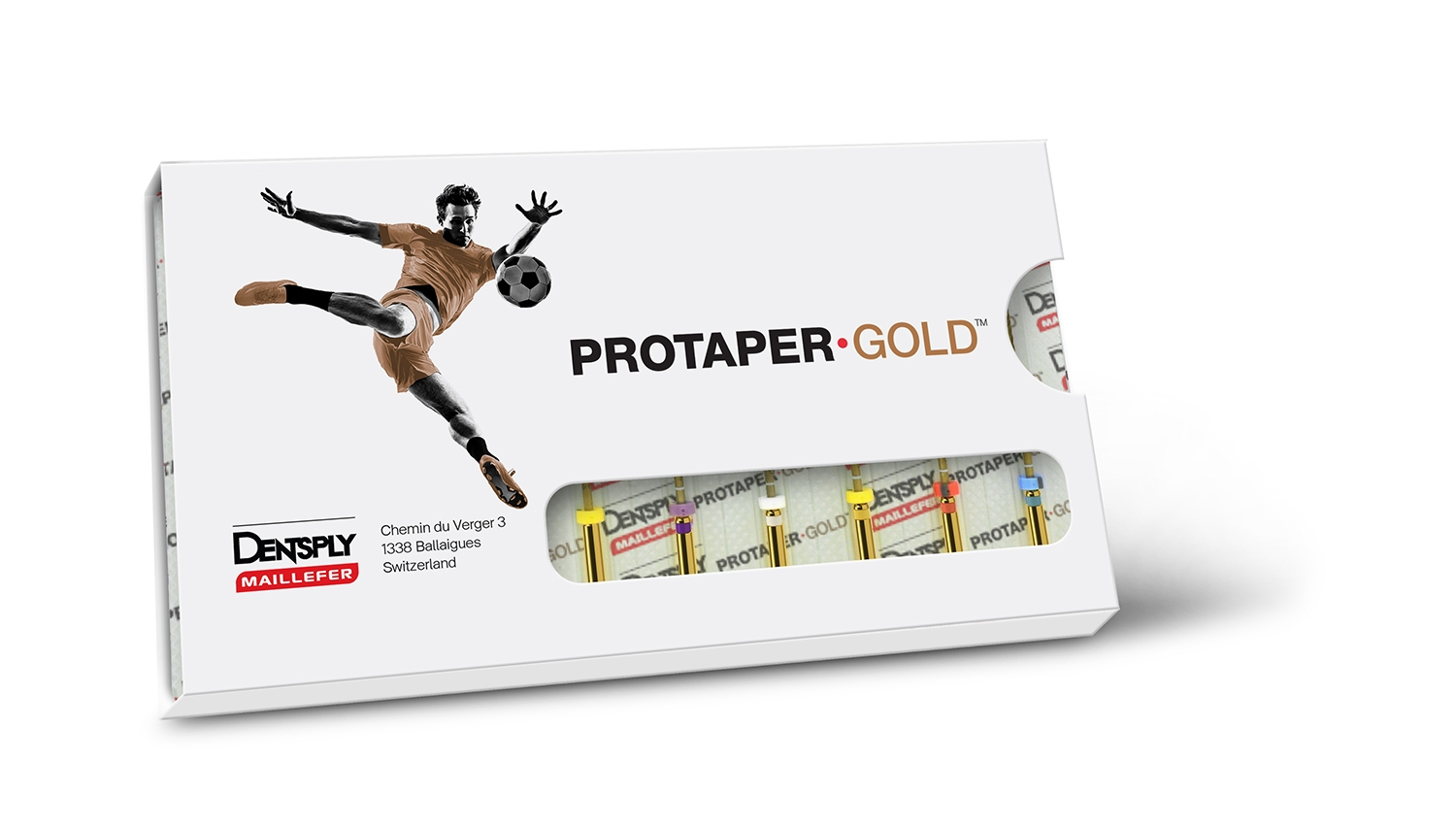 PROTAPER GOLD F5 21MM